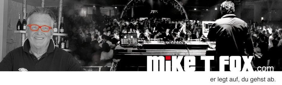 DJ, Moderator, Michael Mass, Mike T Fox, Bodenseekreis, Österreich, Schweiz